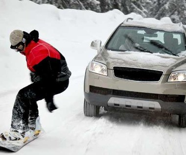 Czym na narty lub snowboard?