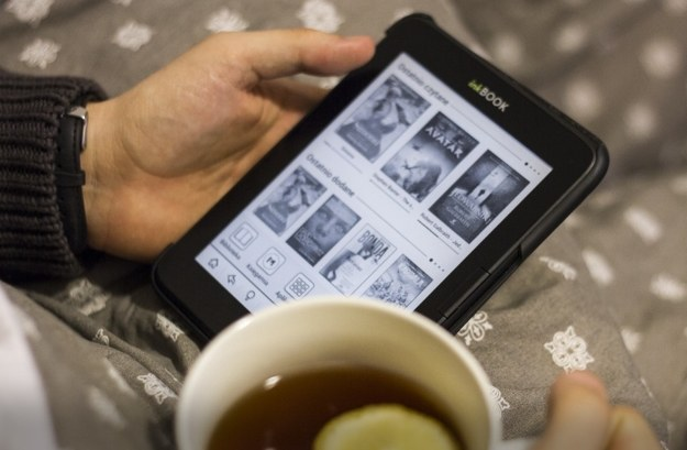 Czytnik inkBOOK /materiały prasowe