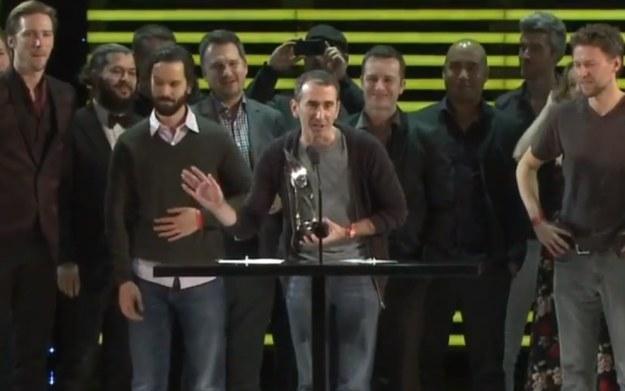 D.I.C.E. Awards - fragment gali zamieszczonej w serwisie youtube.com /materiały prasowe