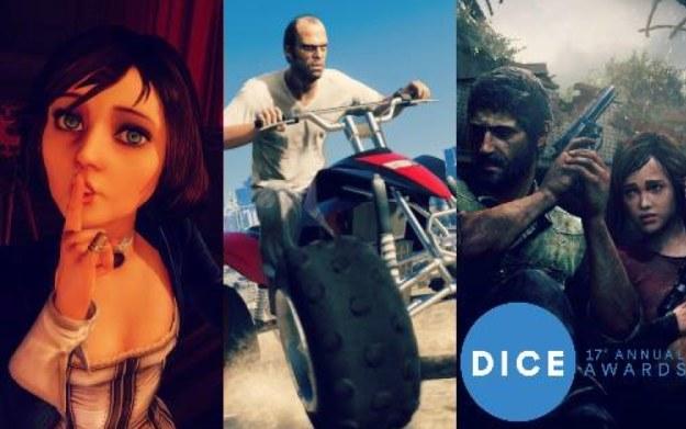 D.I.C.E. Awards /materiały prasowe