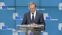 D. Tusk: Jest szansa na zamknięcie szlaku migracyjnego do Włoch