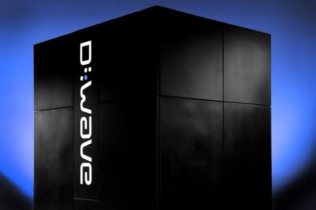 D-Wave One to pierwszy na świecie komputer kwantowy /materiały prasowe