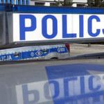 Dąbrowa Górnicza: Poszukiwany motocyklista, który potrącił policjanta
