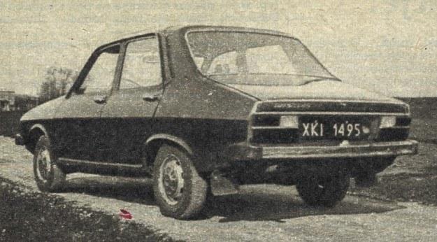 Dacia 1310 p /Motor