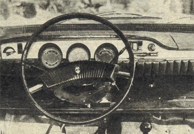 Dacia 1310p /Motor
