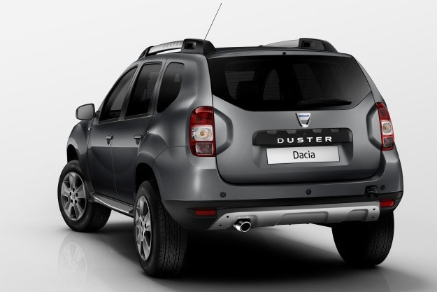 Dacia Duster po liftingu /