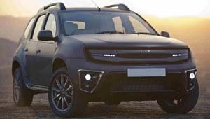 Dacia Duster w luksusowym wydaniu