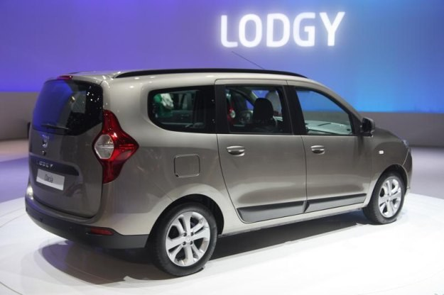 Dacia lodgy /
