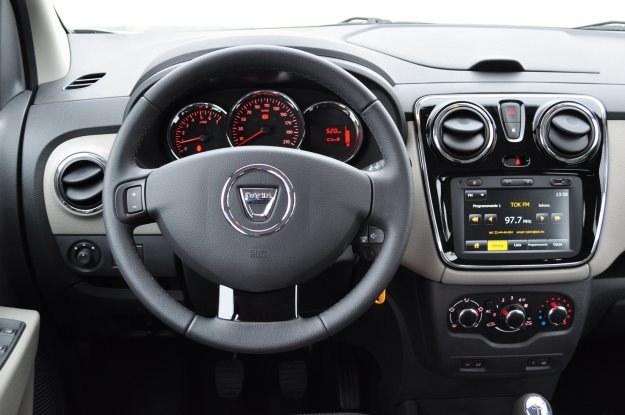 Dacia Lodgy /INTERIA.PL