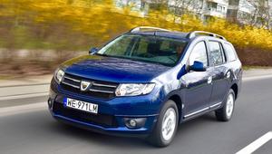 Dacia Logan MCV 0.9 TCe LPG Laureate - mistrz przestrzeni i oszczędności