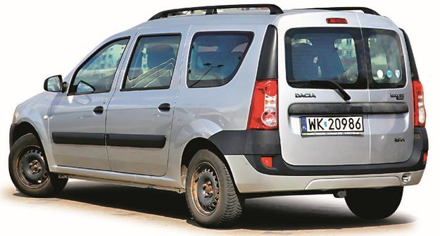 Dacia Logan MCV /Motor