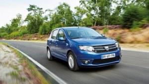 Dacia Sandero - pierwsza jazda