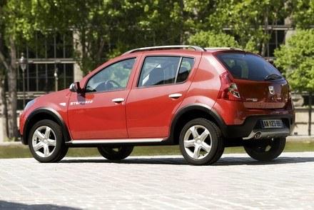 Dacia sandero stepway /