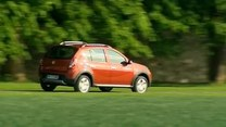 Dacia Sandero: zapuść się w teren!