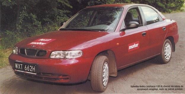 Daewoo Nubira /Motor