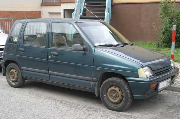 Daewoo tico /INTERIA.PL