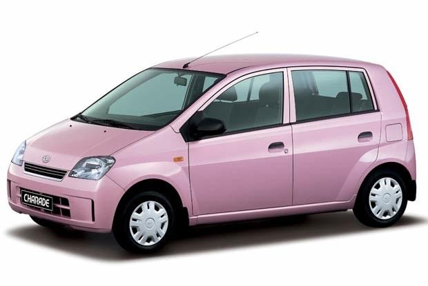 Daihatsu Charade 2003 (kliknij) /INTERIA.PL