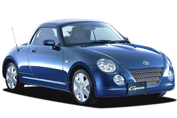 Daihatsu Copen (kliknij) /INTERIA.PL