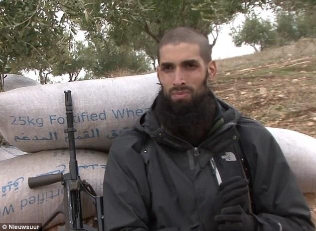"""""""Daily Mail"""": Słynny dżihadysta Israfil Yilmaz zginął w Syrii /"""