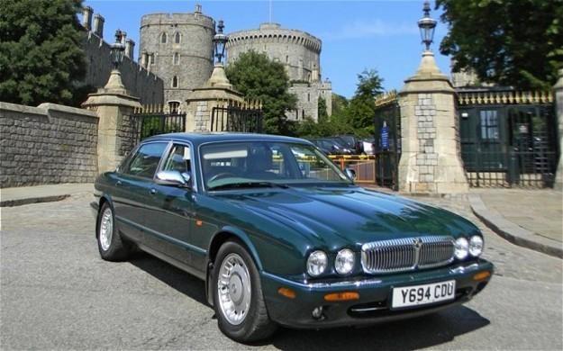 Daimler Elżbiety II /