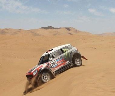 Dakar 2014. Hołowczyc:  Jutro będzie bardzo ciekawie