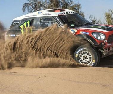 Dakar 2014. Hołowczyc nie ma już większych szans na podium