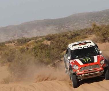 Dakar 2014. Hołowczyc spadł na 11. miejsce