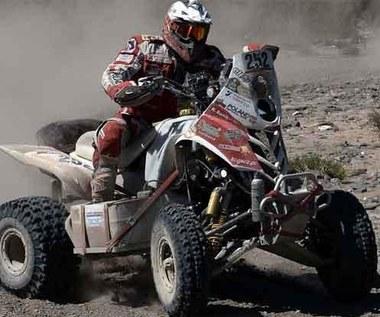 Dakar 2014. Sonik trzeci po pięciu etapach w gronie quadowców