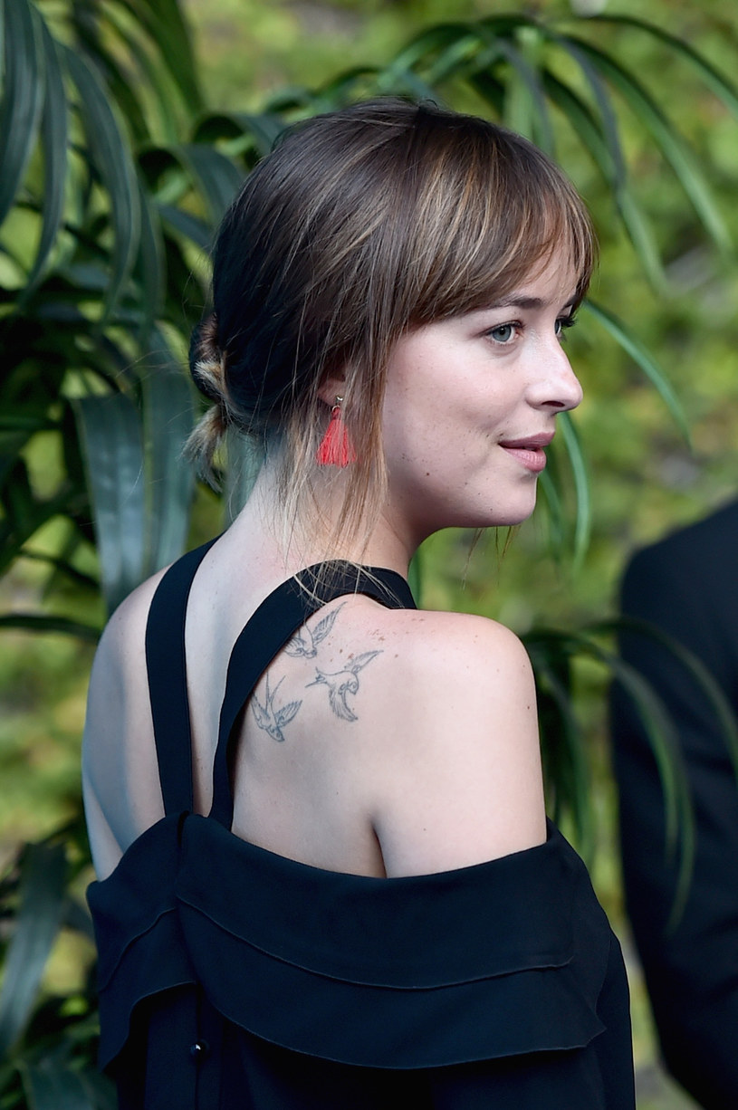 Dakota Johnson /Alberto E. Rodriguez /Getty Images