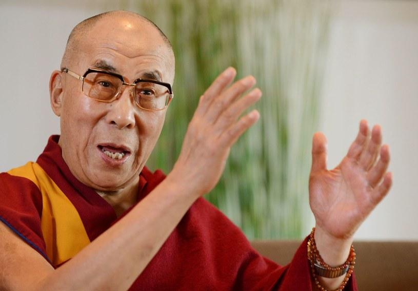 Dalajlama pogratulował wyboru papieżowi Franciszkowi /AFP