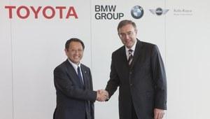 Dalsza współpraca BMW i Toyoty