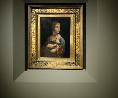"""""""Dama z gronostajem"""" od 19 maja będzie prezentowana w Muzeum Narodowym w Krakowie"""