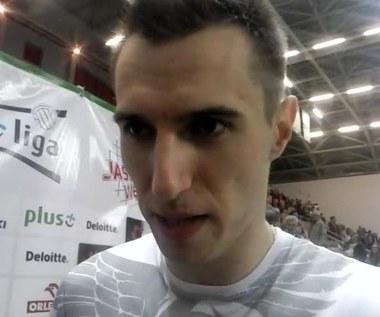 Damian Boruch po pierwszym półfinale MP. Wideo