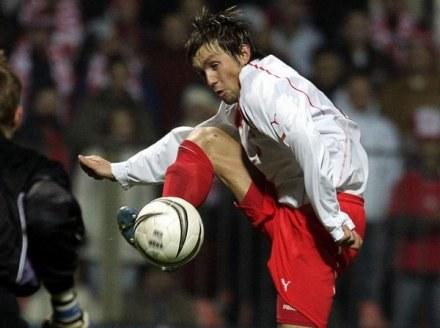 Damian Gorawski nadal będzie grać w rosyjskiej ekstraklasie /AFP