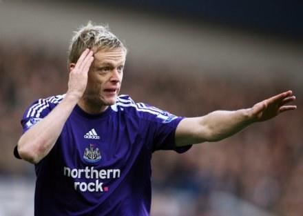 Damien Duff odszedł z Newcastle do Fulham FC /AFP