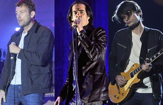 Damon Albarn, Nick Cave i Jonny Greenwood: Open'erowe creme de la creme /AKPA