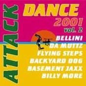 różni wykonawcy: -Dance Attack 2001 vol. 2