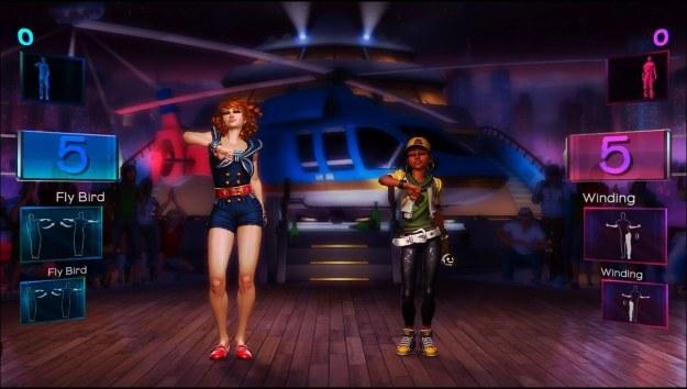 Dance Central 2 dzięki zaawansowanej technologii nauczy cię nowych kroków tanecznych /Informacja prasowa