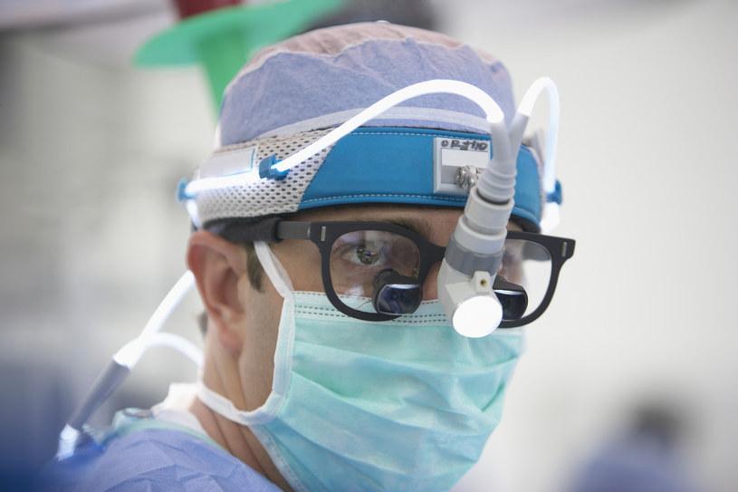 Dane medyczne pacjentów coraz bardziej zagrożone /© Glowimages