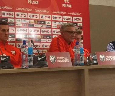 Dania - Polska. Nawałka: Piłka nożna jest grą błędów