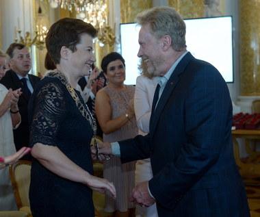 Daniel Olbrychski honorowym obywatelem Warszawy