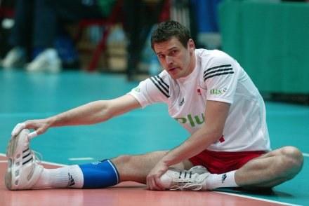Daniel Pliński Fot. Bogdan Hrywniak /Agencja Przegląd Sportowy