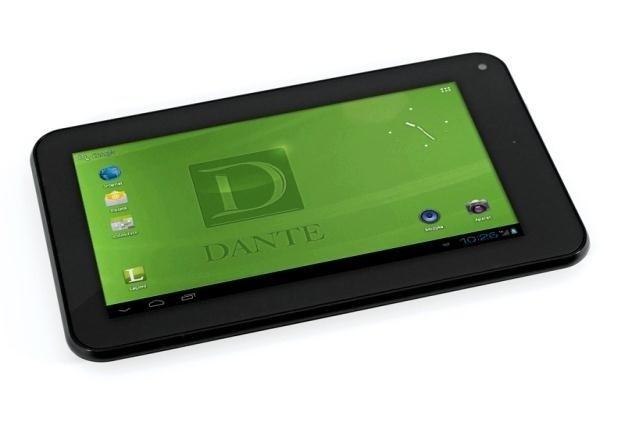 Dante - tablet z Androidem 4.0 za 399 zł /materiały prasowe