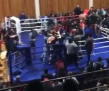 Dantejskie sceny podczas gali MMA w Rosji. Wideo