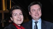 Danuta Stenka o mężu: Szczeniak