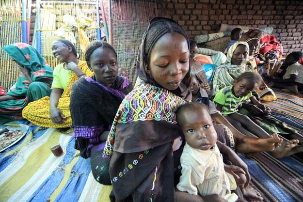 Darfur w 2003 roku, kiedy to rozpoczął się koszmar, który trwa do dziś. /AFP