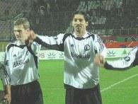 Dariusz Dudek i Jacek Magiera /legia.net