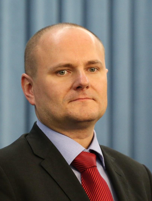 Dariusz Dziadzio, fot. Krystian Maj/FORUM /Agencja FORUM