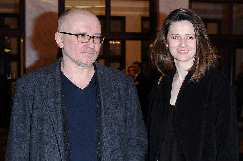 Dariusz Gajewski i Agnieszka Grochowska /MWMedia