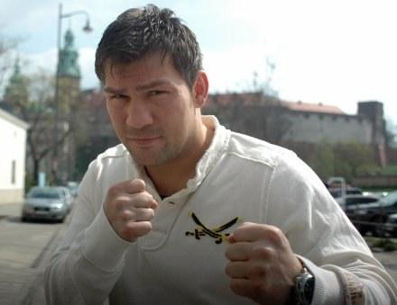 Dariusz Michalczewski, Fot. Maciej Gillert /Agencja Przegląd Sportowy